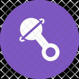 Toys Glyph Icon