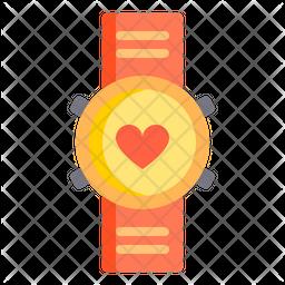 Track Heratbeat Icon