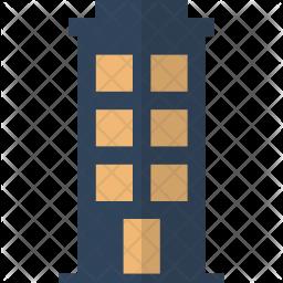 Trading Center Icon
