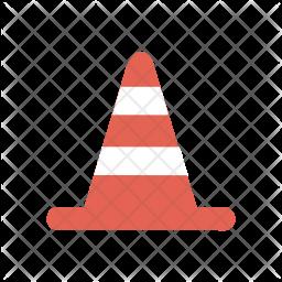 Traffic Cone Icon
