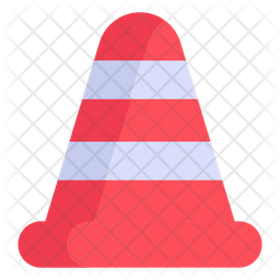 Trafic Cone Icon