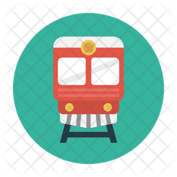 Train Icon Of Flat Style Available In Svg Png Eps Ai Icon Fonts