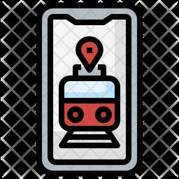 Train App Icon