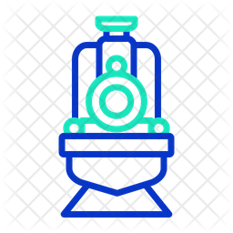 Train Engine Icon