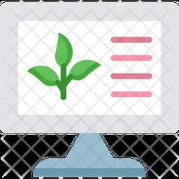 Training Flat Icon