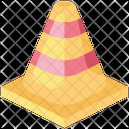 Training Cone Icon