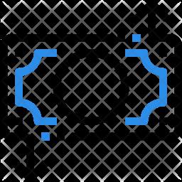 Transaction Line Icon