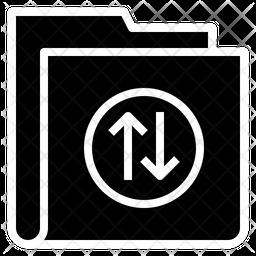 Transaction Folder Icon