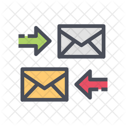 Transfer Email Icon
