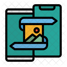 Transfer Image Icon