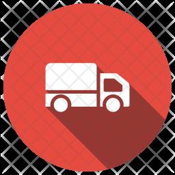 Transportation Glyph Icon
