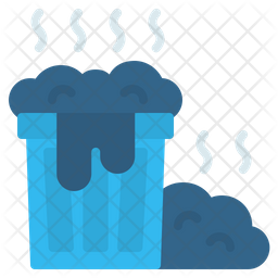 Trash Icon Of Flat Style Available In Svg Png Eps Ai Icon Fonts