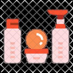 Travel Bottle Icon
