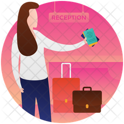 Travelling Equipments Icon