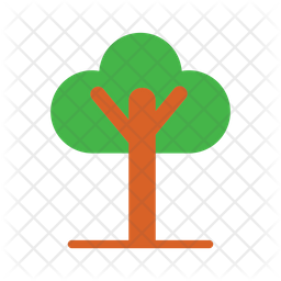 Tree Icon Of Flat Style Available In Svg Png Eps Ai Icon Fonts