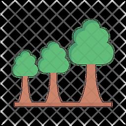 Tree Flat Icon