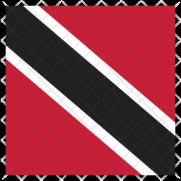 Trinidad Flag Icon