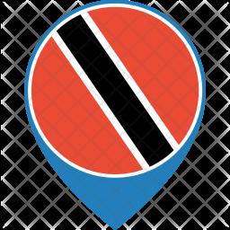 Trinidad and tobago Flag Icon