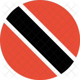 Trinidad and tobago Icon