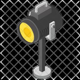 Tripod Camera Icon