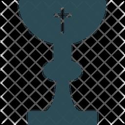 Triumphant Cross Icon