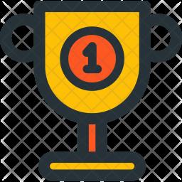 Trophy, Shape Icon