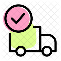 Truck Checklist Icon
