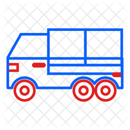 Truck, Delivery, Logistic, Shipping, Supply, Transport Icon