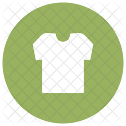 Tshirt Glyph Icon