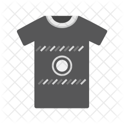 tshirt icon of flat style available in svg png eps ai icon fonts iconscout
