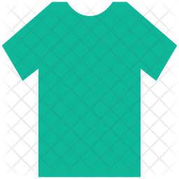 tshirt icon of flat style available in svg png eps ai icon fonts tshirt icon