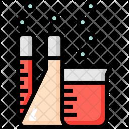 Tube lab Icon