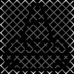 Tumpeng Icon