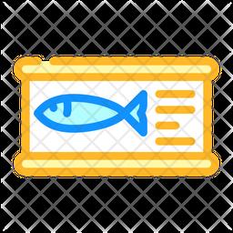 Tuna Can Icon