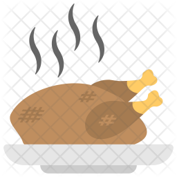 Turkey chicken Icon