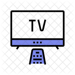 Tv Remote Icon