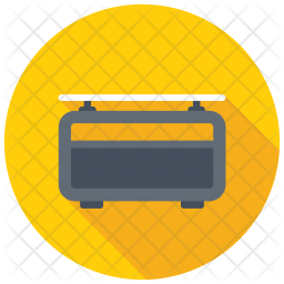 TV Stand Icon