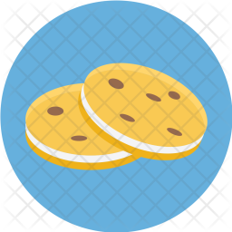 Two, Cookies Icon