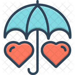 Two Heart Icon