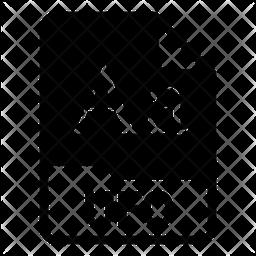 Ufo file Icon