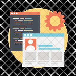 Ui development Icon