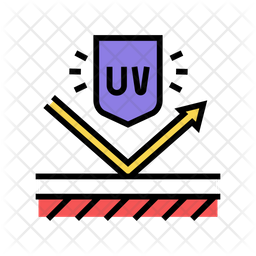 Ultraviolet Protection Icon
