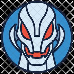 Ultron Icon