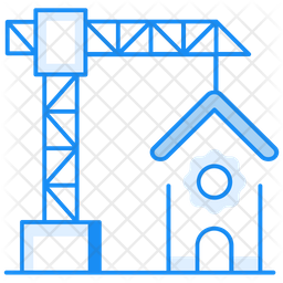 Under Construction Building Icon
