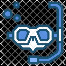 Underwater Mask Icon