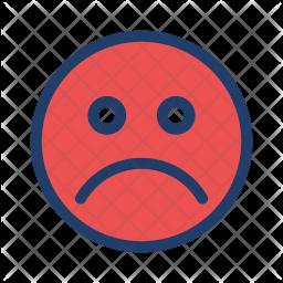 Unhappy Logo Icon