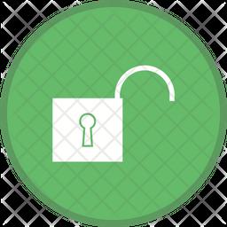 Unlocked Icon