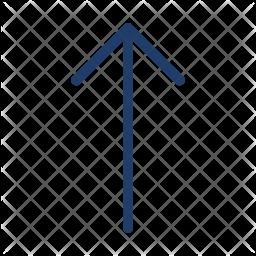 Up Arrow Logo Icon