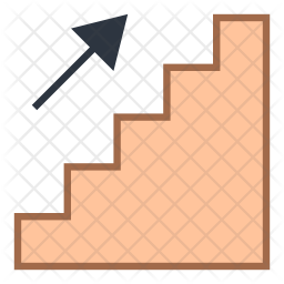 Up Stairs Icon