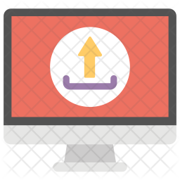 Upload to Website Icon png
